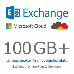 Exchange 100GB+
